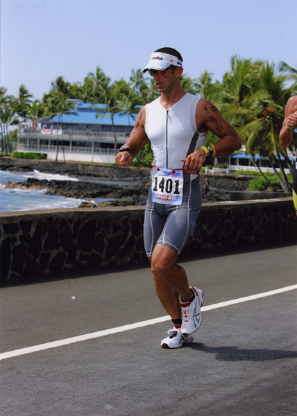 IM WC Kona 2007 run2